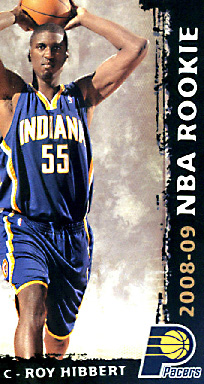 Hibbert Rookie Card