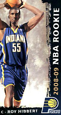Hibbert Rookie Card